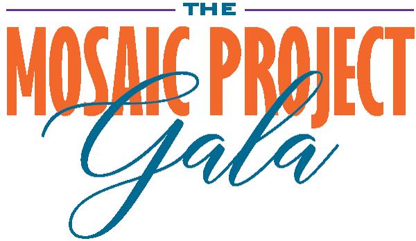 The Mosaic Project Gala logo